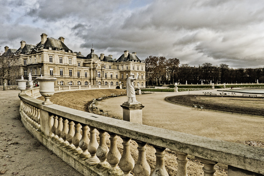 Photograph Jardin du Luxembourg by Gabriel Lima on 500px