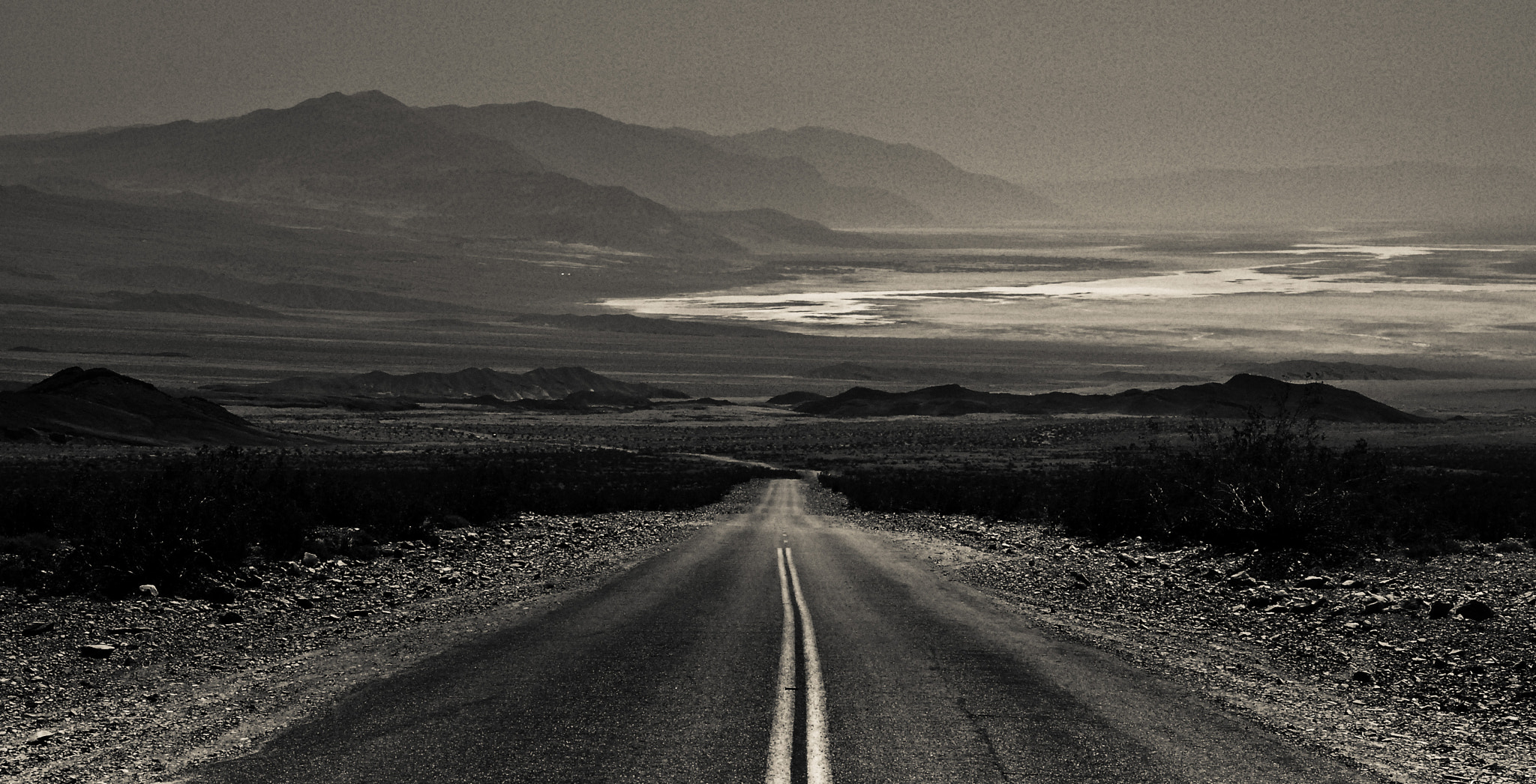 Photograph The road to nowhere by Bogdan Stefan on 500px