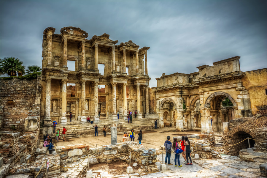 Ephesus by Nejdet Duzen on 500px.com
