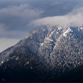 Crown and Grouse Mountains by Michael Russell (michaelrussellphotography)) on 500px.com