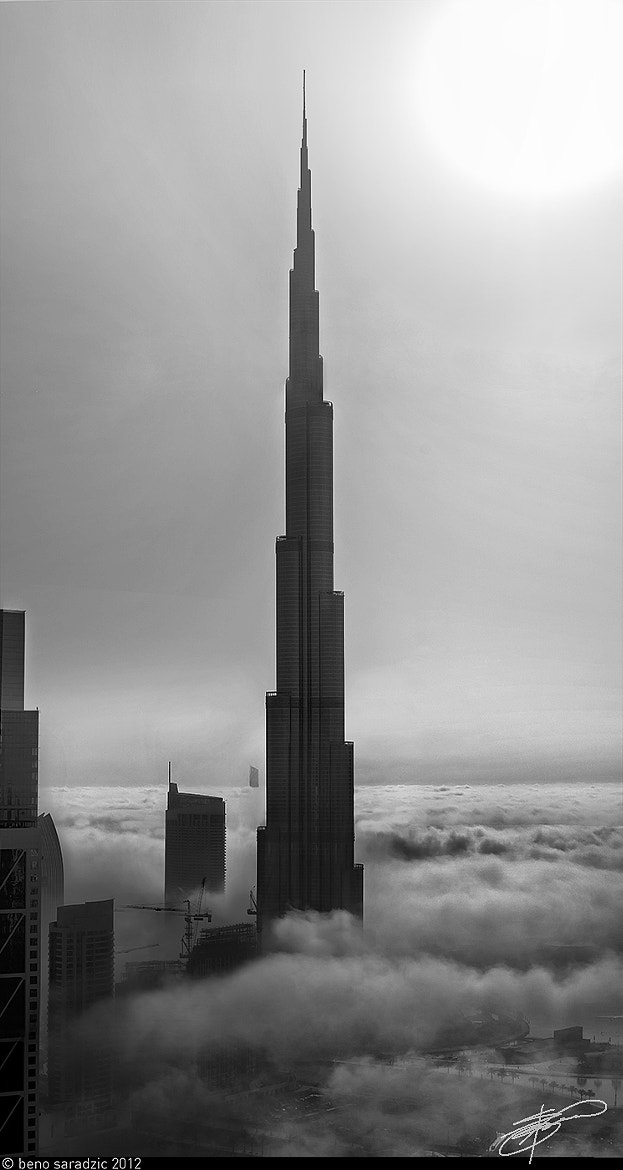 Photograph One Tower That Rules Them All 2 by Beno Saradzic on 500px