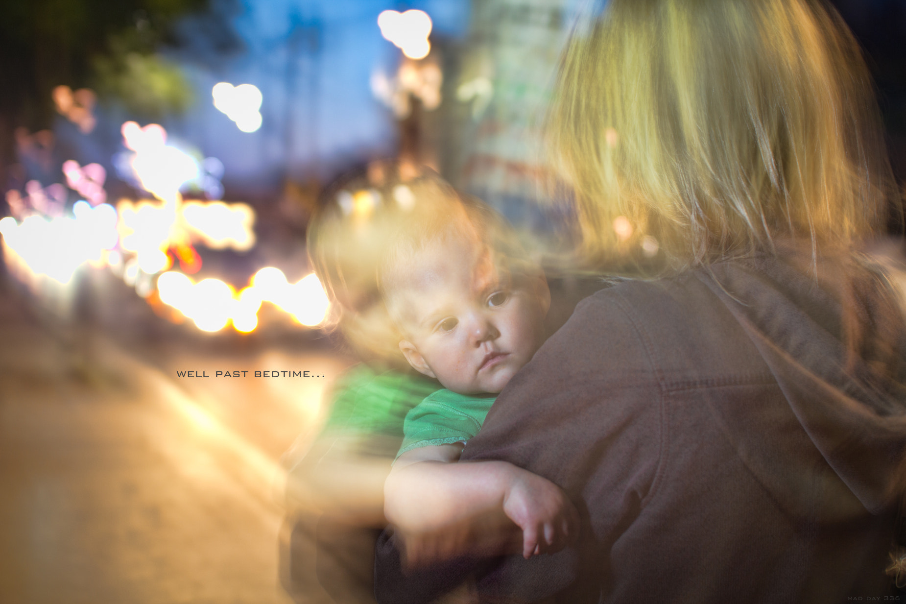 Photograph mad day 336 - well past bedtime by kristopher chandroo on 500px