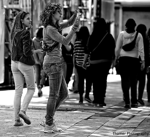Photograph street moment 21 by thamer saad on 500px