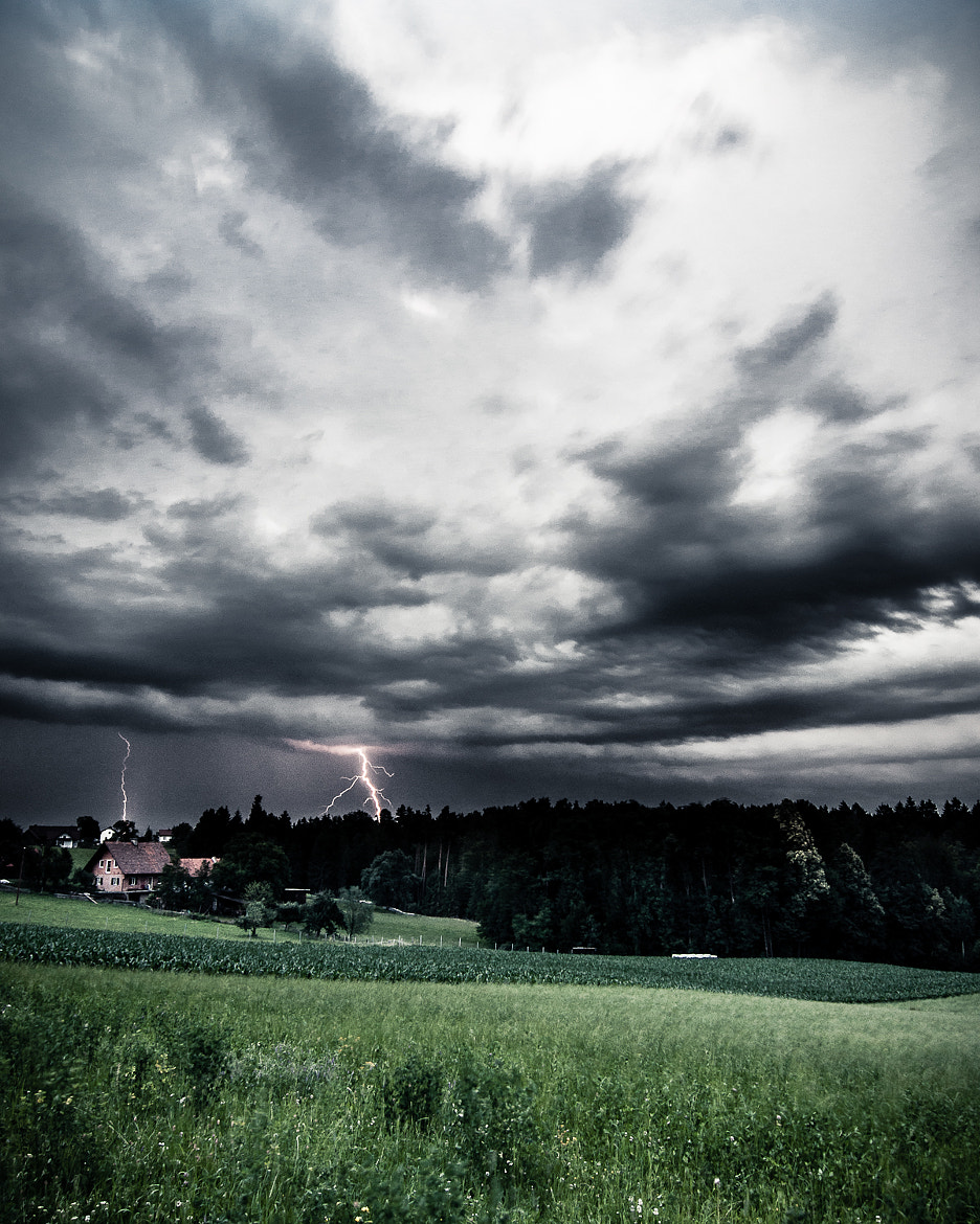 Photograph Storm by Lukas Pichler on 500px