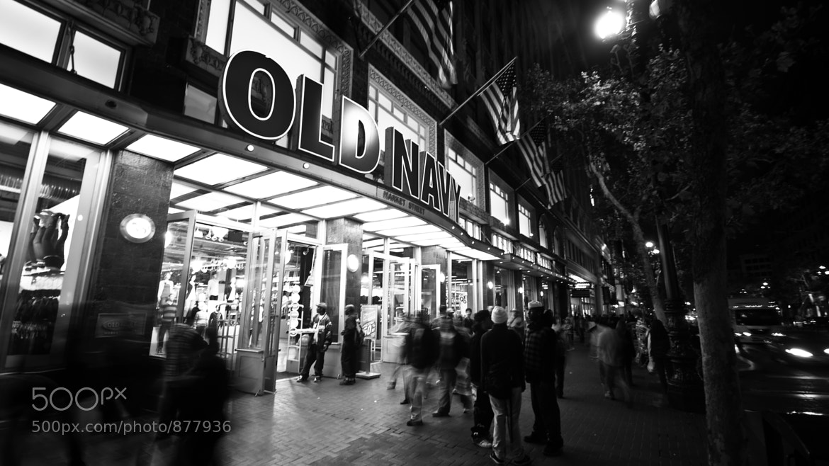 Photograph Old Navy by Arjuna Ravikumar on 500px