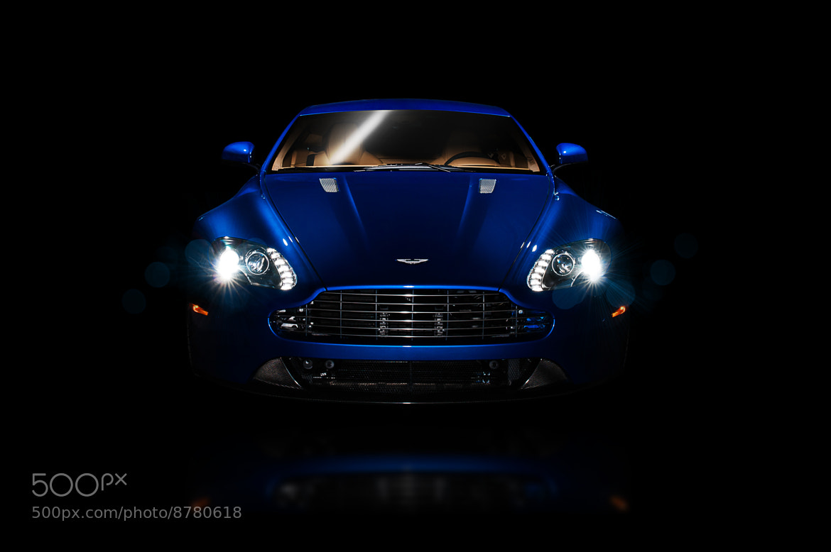 Photograph Aston Martin Vantage S by William Stern on 500px