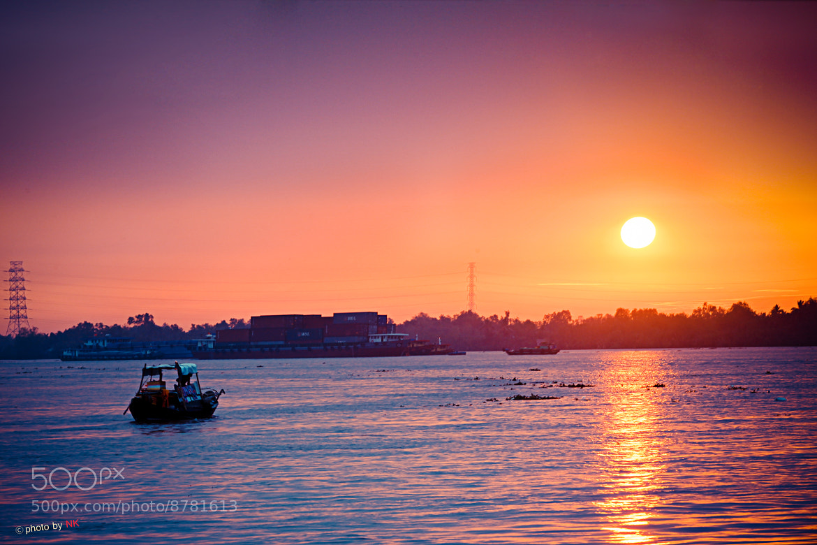 Photograph When the sun come by Khai Nguyen on 500px