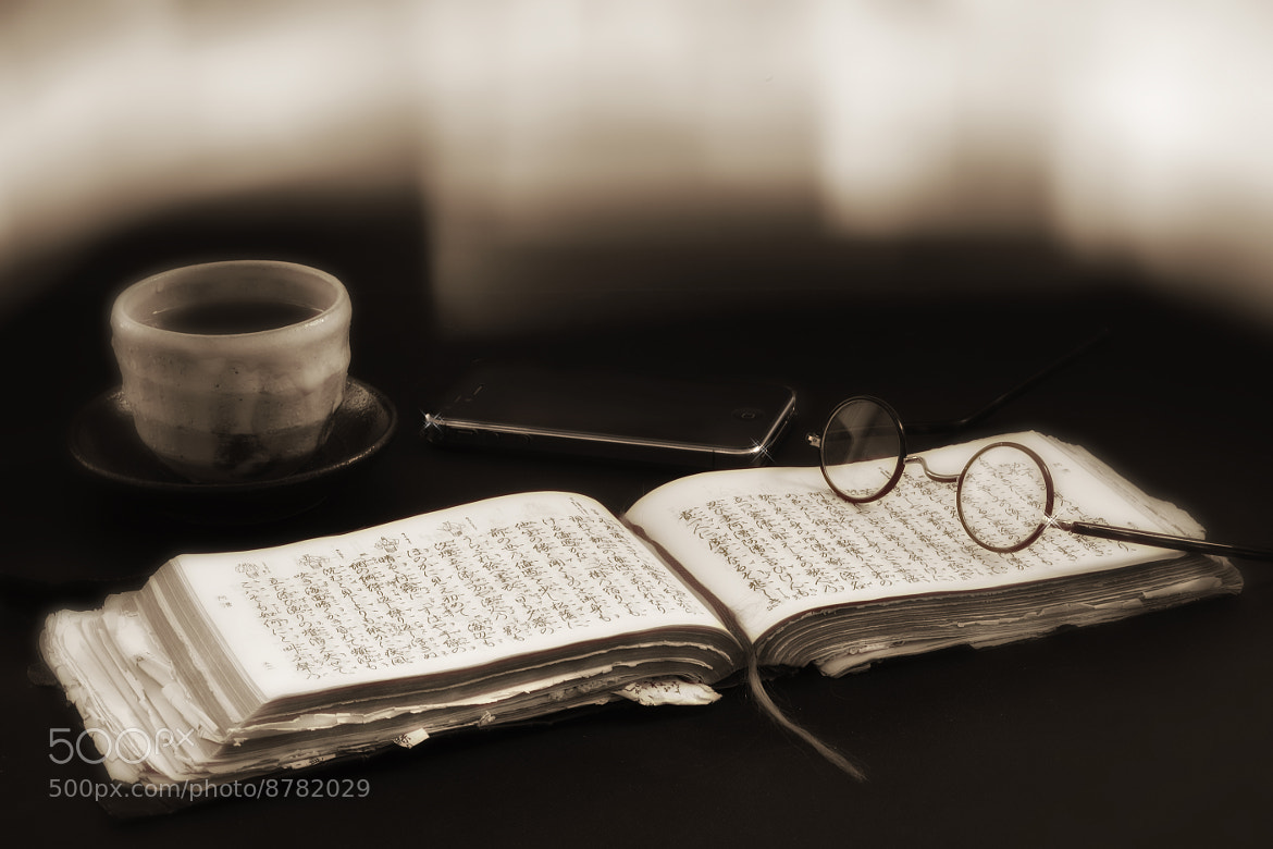 Photograph  favorite book by Mitsuru Moriguchi on 500px