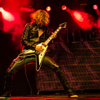 Постер, плакат: Richie Faulkner Judas Priest