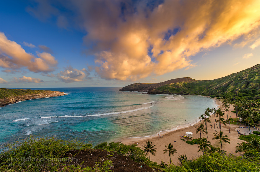 Photograph Hanauma Bay by Alex Filatov | alexfilatovphoto.com on 500px