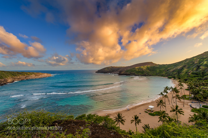 Photograph Hanauma Bay by Alex Filatov on 500px