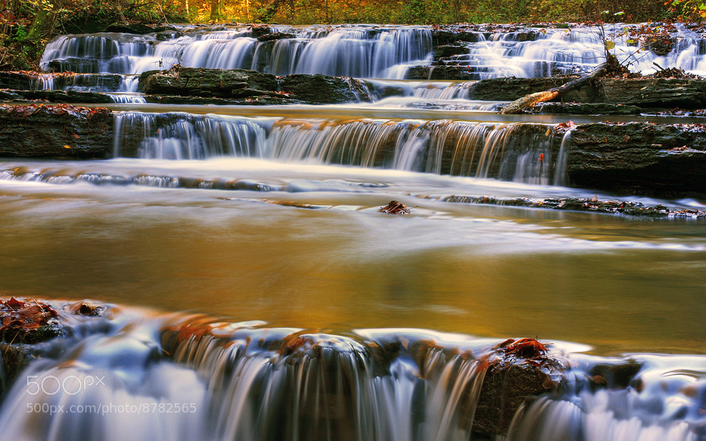 Photograph Cinderella Falls by Jonathan Hoomes on 500px