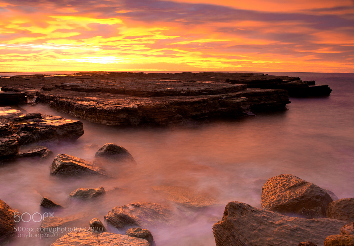 Photograph Natural Platform by Tony Hooper on 500px