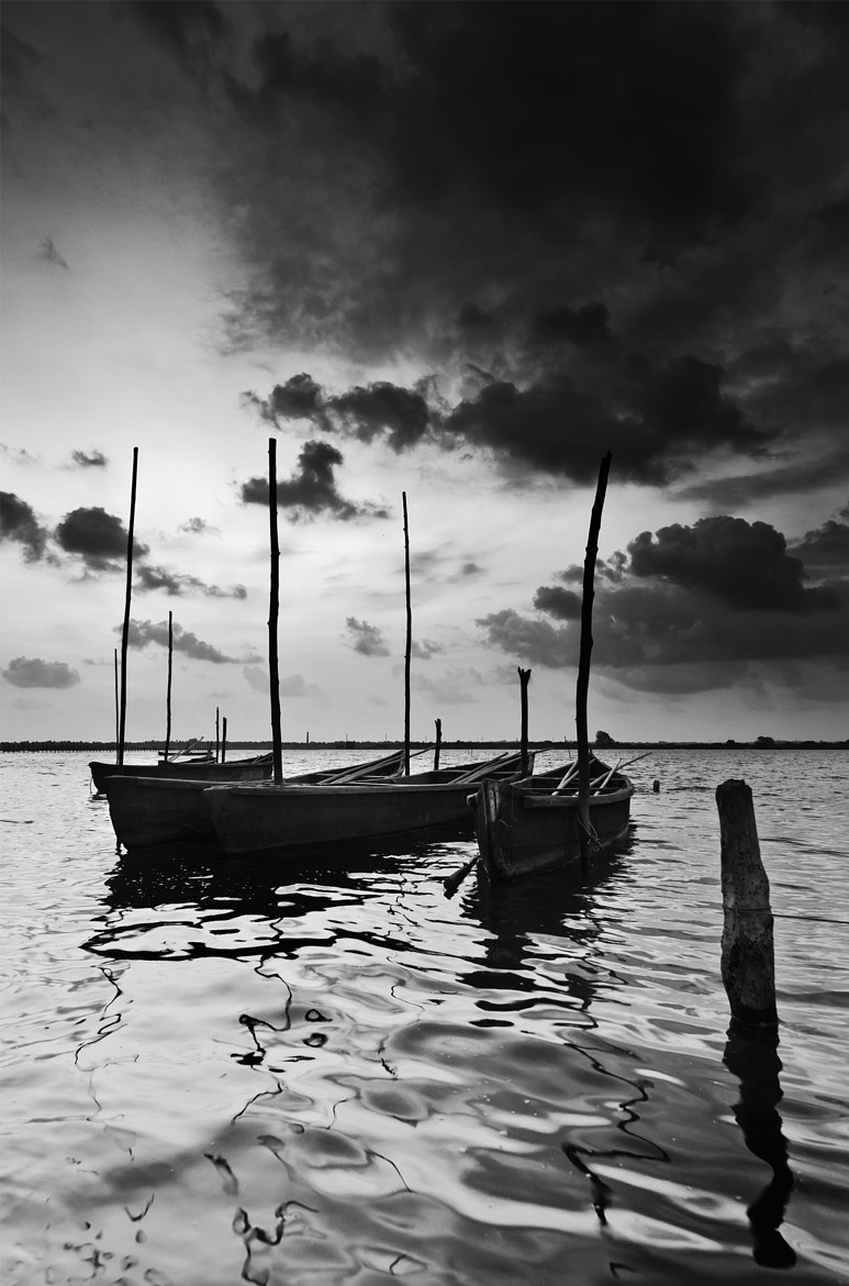 Photograph Resting Boats by Sudarshan Hp on 500px