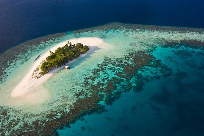 Maldives, island and lagoon by The Stillery x Natta Summerky on 500px