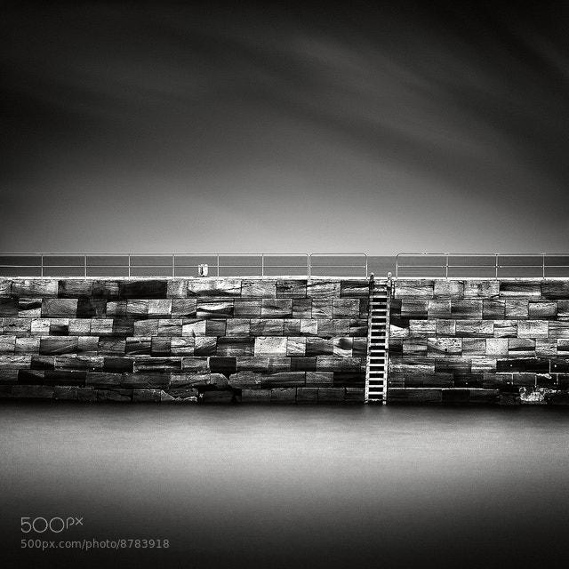 Photograph Pier Ladder by Alexei Krasnikov on 500px