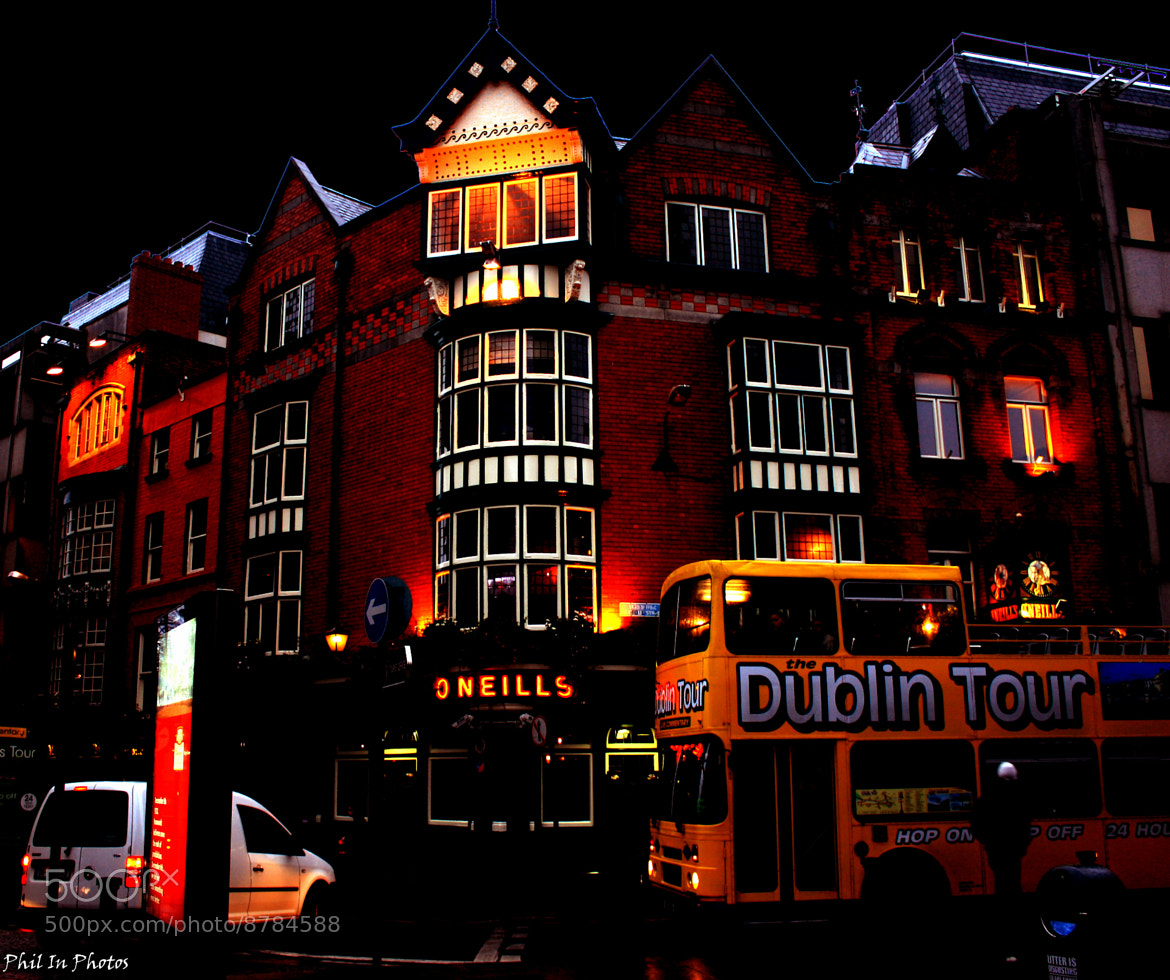 Photograph Dublin by Philippe Jacquetin on 500px