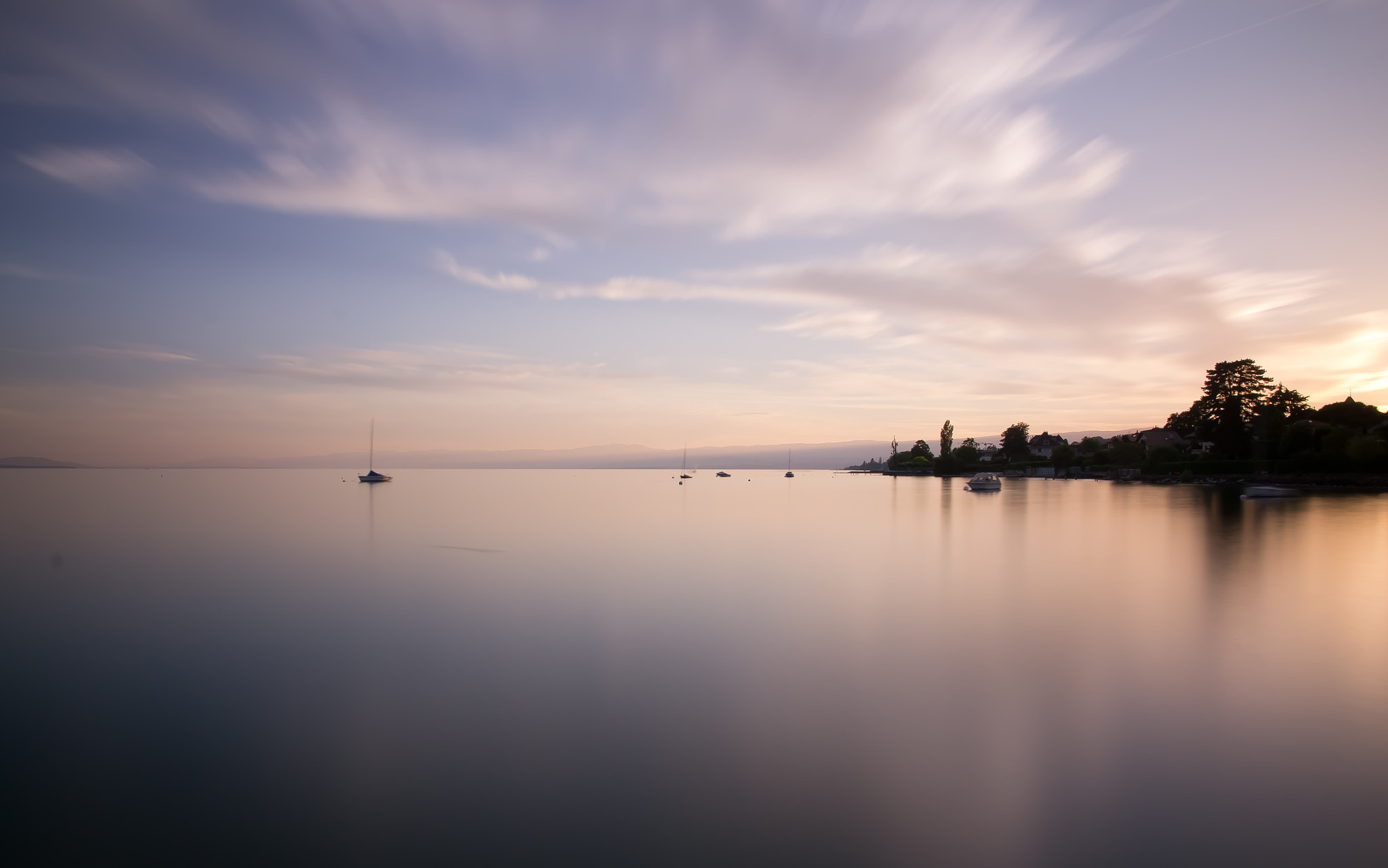 Photograph Lac Léman 3 by Charles DELEPINE on 500px