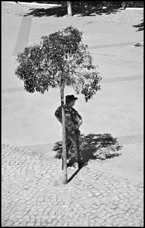 Photograph La sombra by Roberto Gómez on 500px