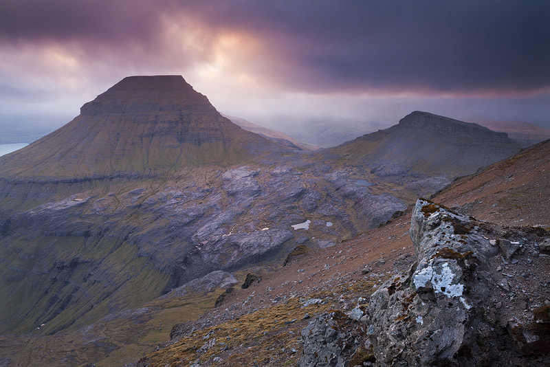 Photograph Mountains of Streymoy by Adam Burton on 500px