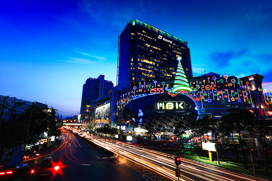 Photograph BANGKOK  TWILIGHT by viewfinder7 on 500px