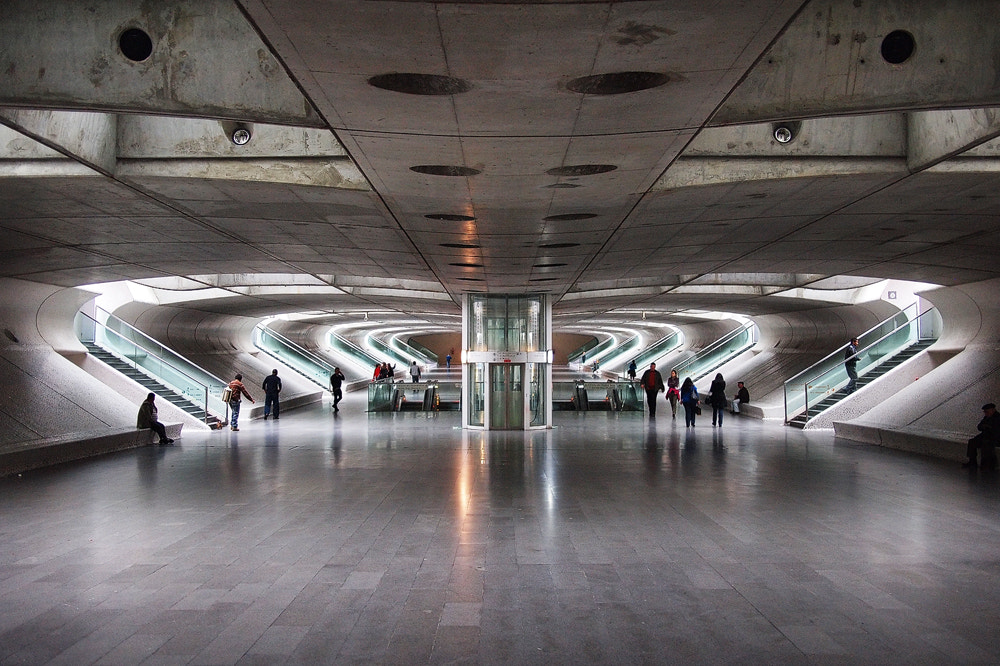 Photograph Gare do Oriente by Christoph Jödicke on 500px