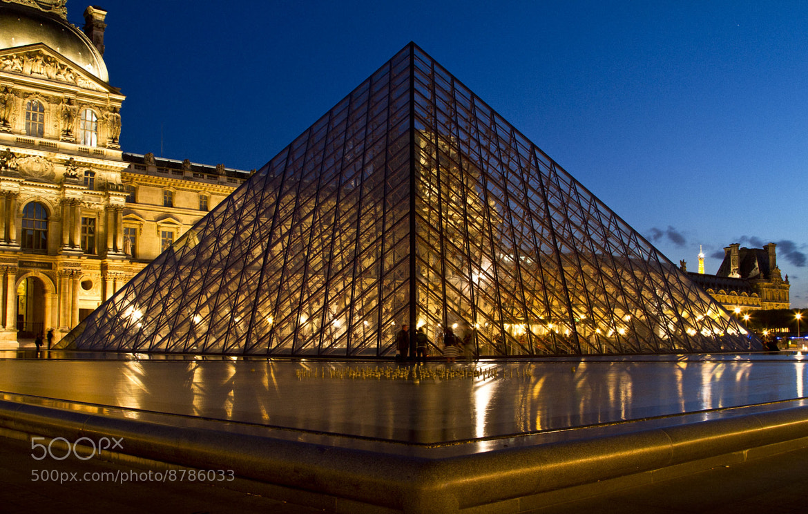 Photograph The pyramid. by Laurence Penne on 500px