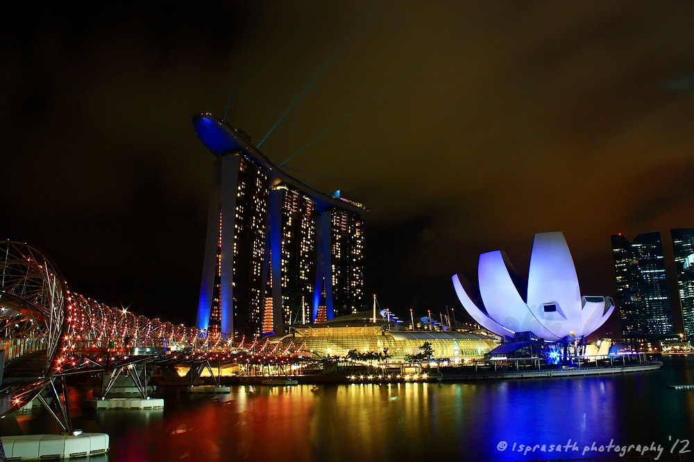 Photograph Marina Bay Sands by lsp on 500px