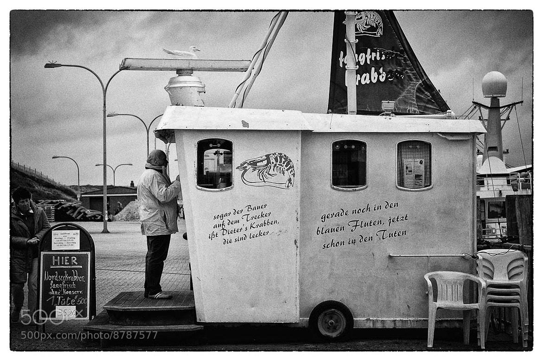 Photograph Dieters Krabben by Dorothea Garbisch on 500px