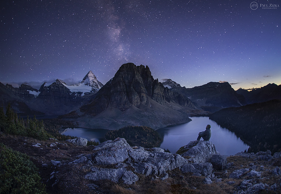 Assiniboine Dreams by Paul Zizka on 500px.com