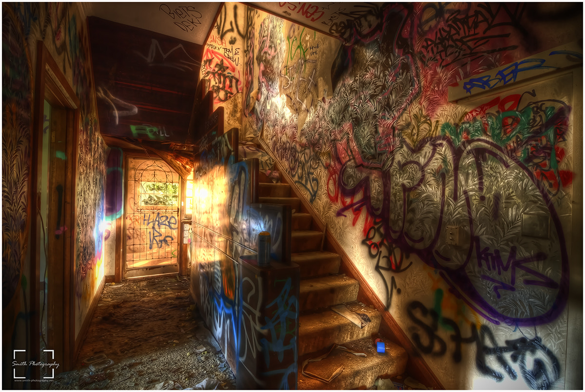 Photograph Ghost House. by Michael Smith on 500px