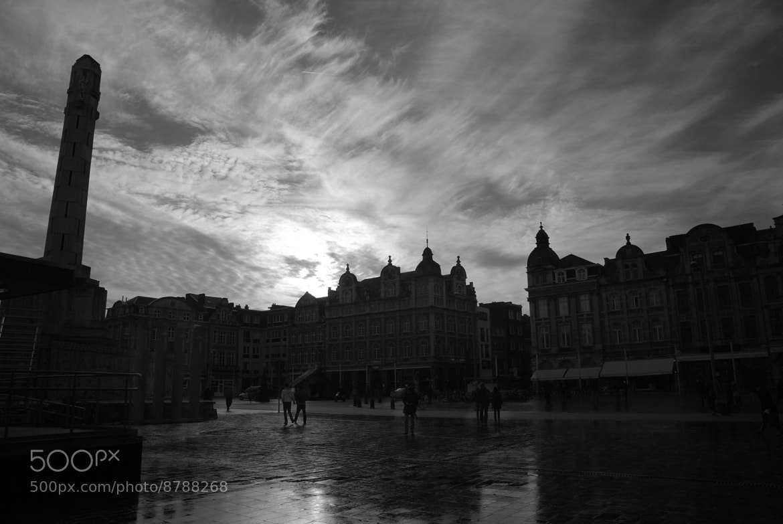 Photograph Leuven After the Rain by Jose Antonio Castellanos on 500px