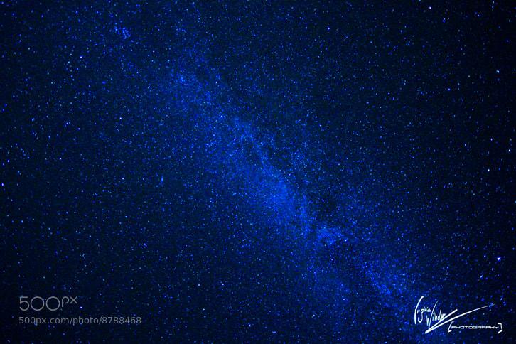 Photograph Milkyway by Virginia Wilhelmer on 500px