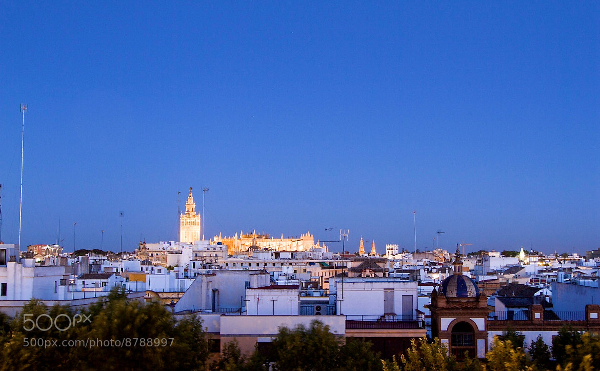 Photograph Sevilla desde el cielo by Luismi Aguirre on 500px