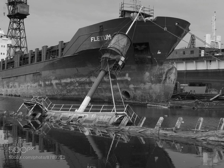 Photograph deep sleep Lenin-shipyard Gdansk PL by Stefan Seiler on 500px