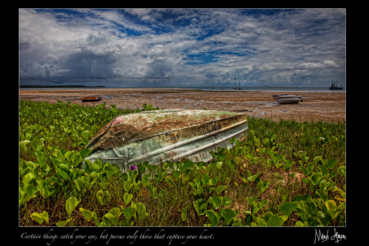 Photograph The Old Fishing Boat by Mark Hobson on 500px