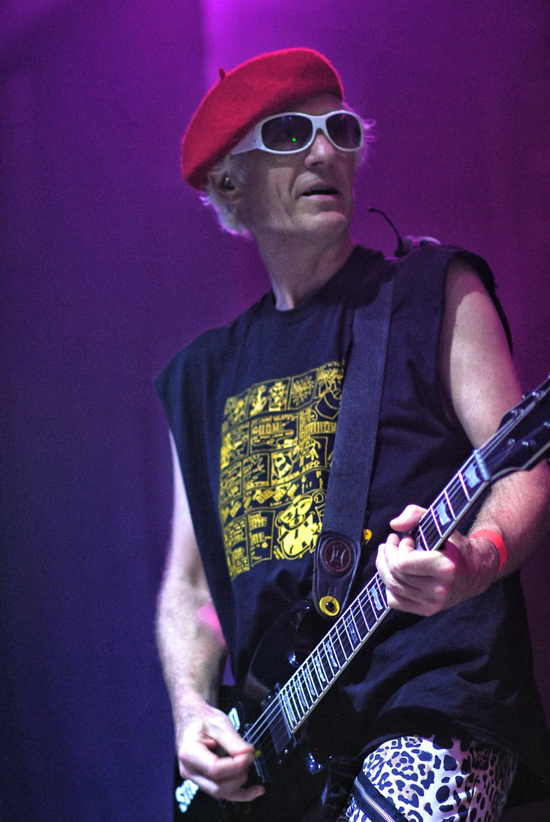 Photograph Captain Sensible by Alan Taylor-Shearer on 500px
