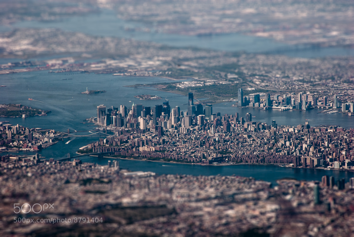 Photograph New York City Aerial #04 by Tim Sklyarov on 500px