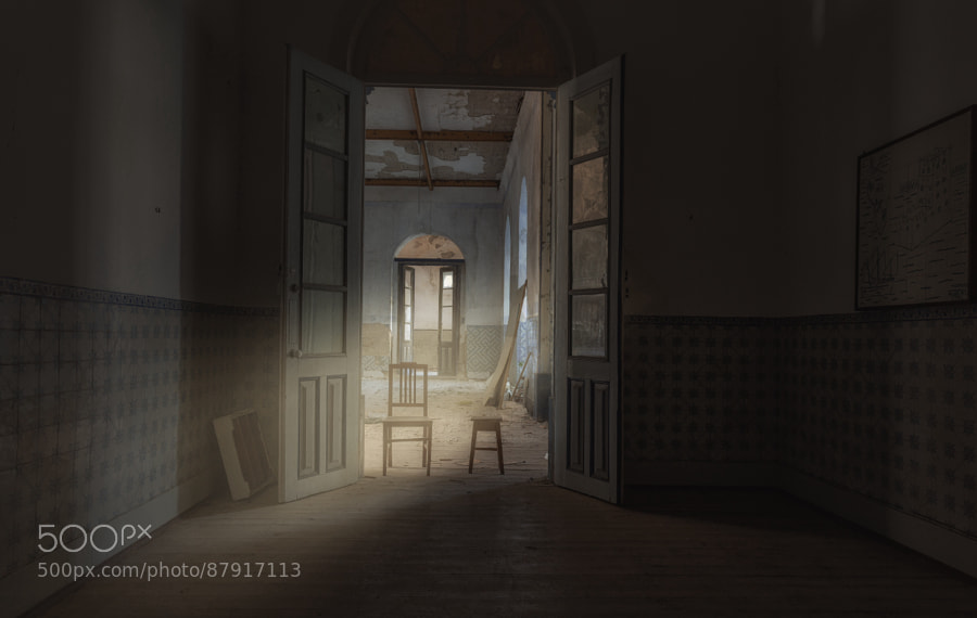 Photograph Forgotten Memories by Pedro Quintela on 500px