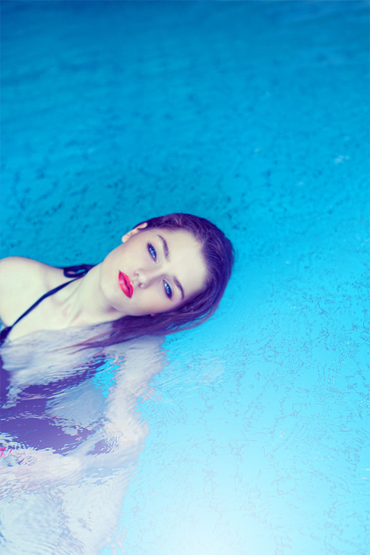 Photograph Azure by Olya London on 500px