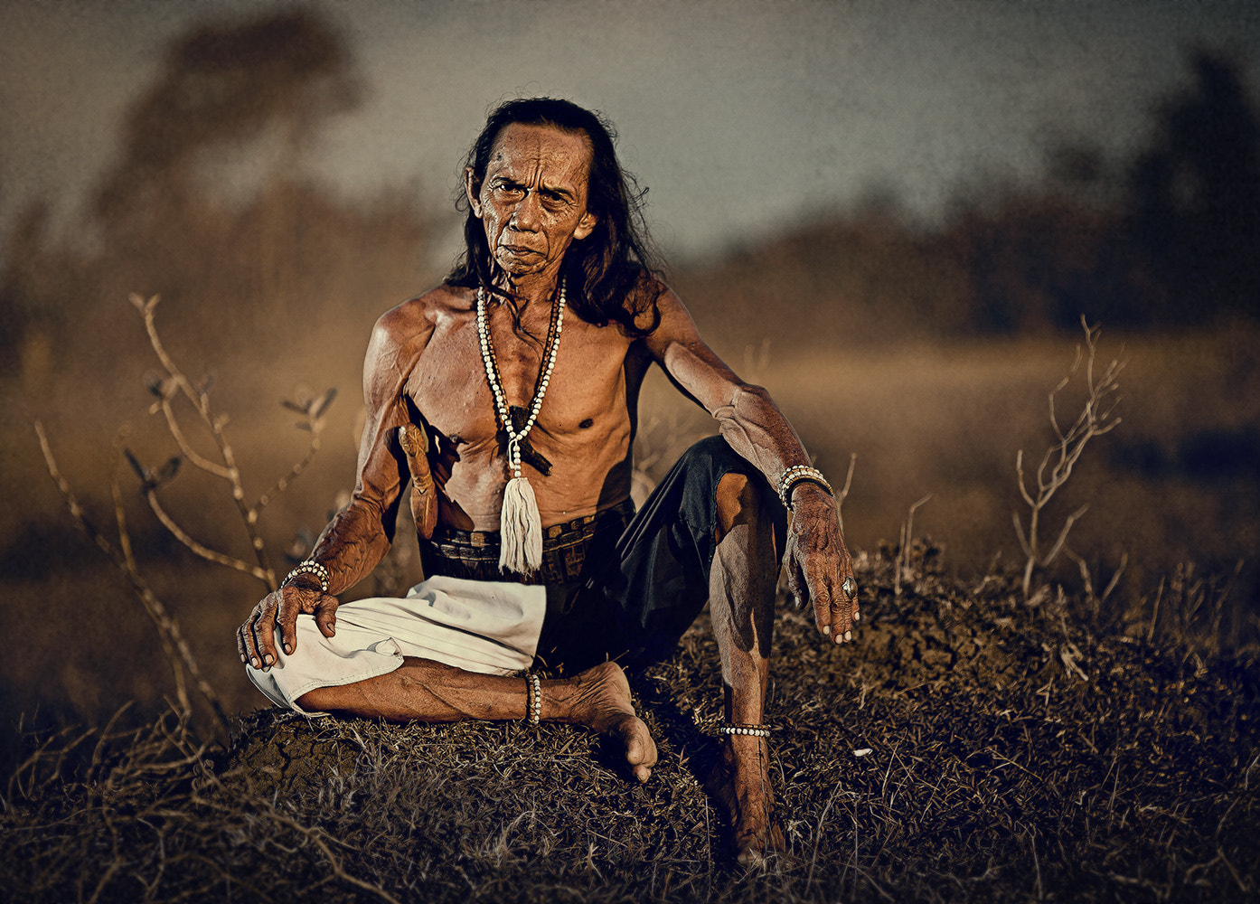 Photograph DAYAK LOSARANG INDONESIA by abe less on 500px