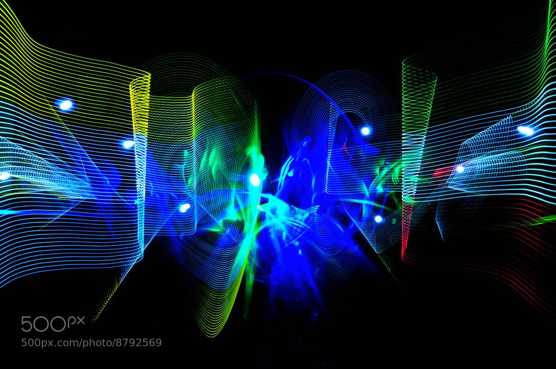 Photograph Luminous Trail XXXIV by Firdaus Herrow on 500px