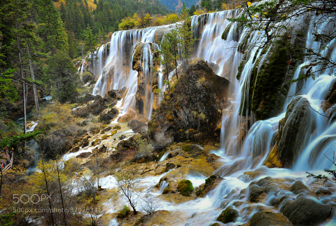 Photograph  Jiuzhaigou national park by Rungkit charoenwat on 500px