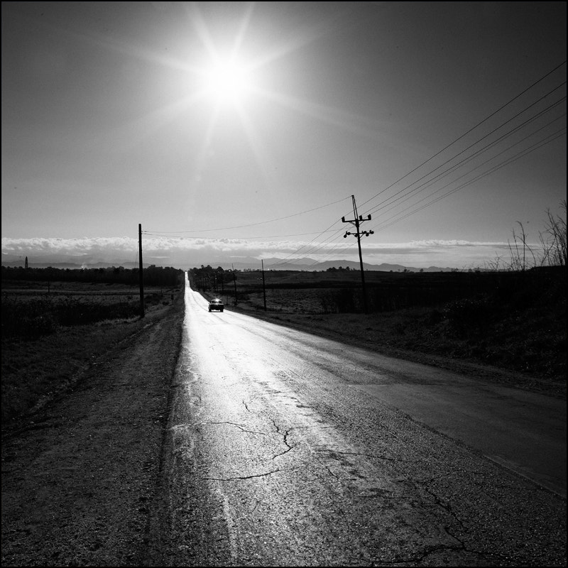 Photograph hot road by Berny S. on 500px