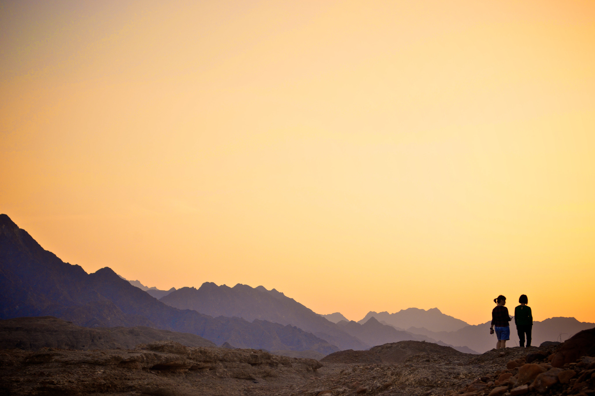 Photograph Hajar mountains, Oman by Julius yls on 500px