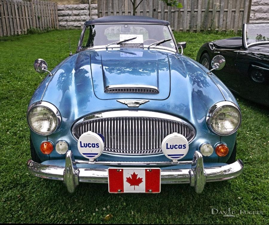 Canadian 1965 Austin-Healey 3000 Mk3