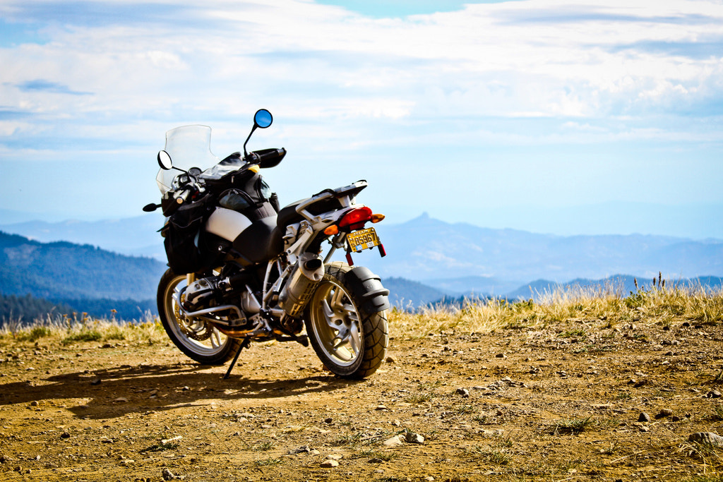 Photograph R 1200 GS by Andy Spliethof on 500px