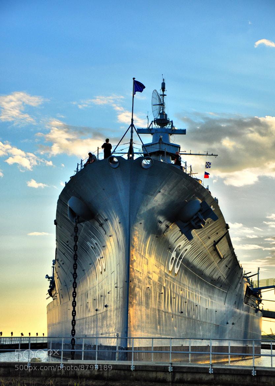 Photograph USS Battleship Alabama by Deadly Dreamer on 500px
