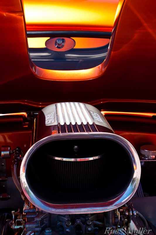 Photograph Orange and Chrome by Russ Muller on 500px
