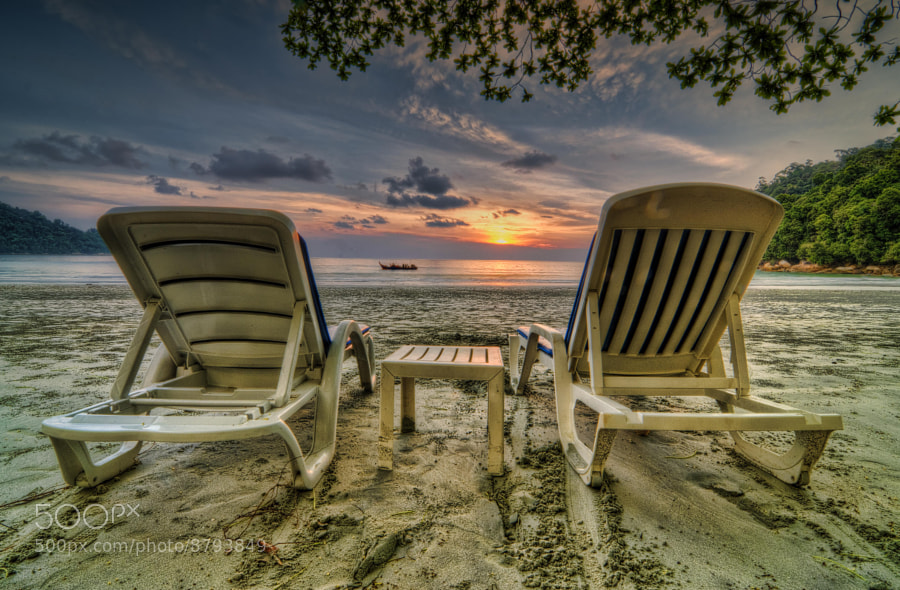 Photograph Seat For Two  by Jack Daniel on 500px